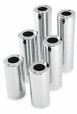 Bikers Choice Fork Tube Covers - 4in. Oversized - Chrome 19491S6