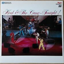 KOOL AND THE GANG Laserdisc Tonight Live Concert LD