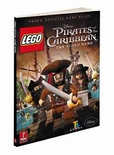 LEGO Pirates of The Caribbean: The Video Game: Prima Official Game Guide (Prima