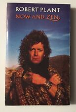 Robert Plant Now And Then Cassette Music Tape