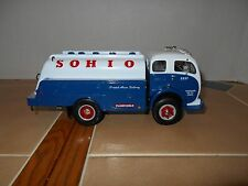 First Gear,Sohio Heat,1953 White 3000 oil truck,1:34 scale,NIB,stock # 29-2109