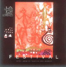 FESTIVAL - La notte di San Lorenzo AA.VV. Musica Etnica CD Il Manifesto 1996