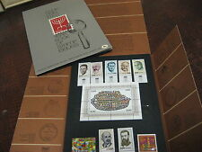 ISRAEL 1978 YEAR PACK YEAR BOOK STAMPS MNH  COMMEMORATIVES WITH TABS