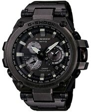 NEW G-SHOCK MT-G STAINLESS STEEL BLACK FADE MTGS1000V-1A