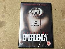 * NEW DVD FILM MOVIE * STATE OF EMERGENCY *