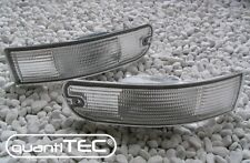Intermitentes blancos set para audi s2 rs2 80 tipo 89 descapotable + peras