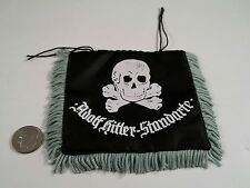 3R leon WWII German ceremonial unit death skull banner 1/6 DID Dragon toys bbi