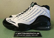 Nike Air Griffey Max II 2 White Black Hyper Jade Mens Sz 9 Cross Trainer 1 NEW!!