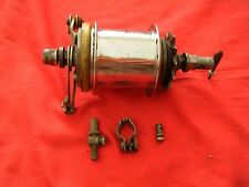 vintage sturmey archer s3b s 3 b 3 speed back wheel hub 28 holes 1969 bicycle