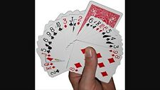 Magic card Trick The Invisible Deck Red Bicycle Cards THE BEST QUALITY Free P+P