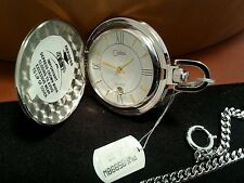 New Pocket Watch Japan Movement Movement by Colibri List $69.50