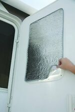 NEW RV Trailer Window Door Cover Sun Shield Reflective UV Protector Windshield
