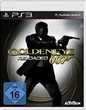 PLAYSTATION 3 Golden Eye 007 Reloaded tedesco come nuovo