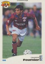 N°048 LAURENT FOURNIER # FRANCE PSG PARIS.SG CARD CARTE PANINI FOOT 1996