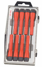 Genius outils mt-508l 8 pièce Micro-TECH tournevis set