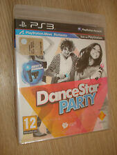 GIOCO PLAYSTATION 3 PS3 DANCE STAR PARTY VERSIONE ITALIANA DANCESTAR
