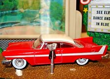 """1958 PLYMOUTH BELVEDERE LIMITED EDITION 1/64 HW 50'S EVIL CRUISER """"CHRISTINE"""""""