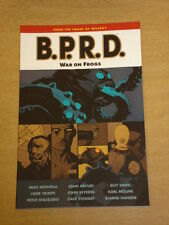 B.P.R.D VOL 12 WAR ON FROGS HELLBOY BPRD MIGNOLA GRAPHIC NOVEL 9781595824806