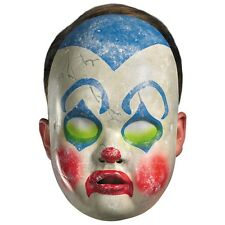 Clown Baby Doll Mask Scary Creepy Costume Accessory Adult Halloween