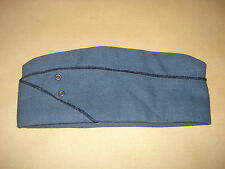 GREEK HELLENIC AIR FORCE FORAGE CAP – ORIGINAL -GREECE - MILITARY UNIFORM