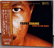 XRCD Master Music 24-NT004: Terry Evans, Come To The River OOP 2012 JAPAN OBI SS