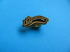 THE DISPENSARY Pub Pin Badge, VGC. Unused. Enamel.