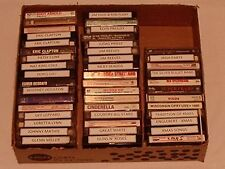 Popular Music on Audio Cassette Tapes