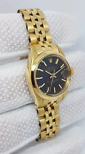 ♛ Rolex DateJust 6916 Ladies 18K Yellow Gold Dress Watch 26mm 1978