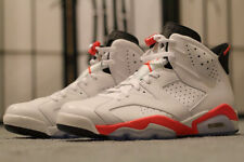 BRNW Nike Air Jordan VI Retro infrarouge-taille 7UK (41EU)