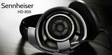 SENNHEISER HD800 HD-800 HEADPHONES EX SHOW MODEL - OFFICIAL WARRANTY  GREAT DEAL