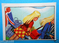 figurines vignettes cromos stickers picture cards figurine barbie 132 panini1976