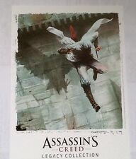 Assassins Creed Eagle Drop A5 Postcard Art Print Litho With Envelope New
