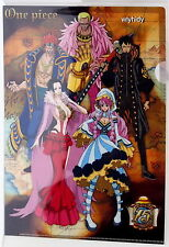 One Piece  Plastic A4 Folder, 1pc Made In Japan Limited #2 , h#5