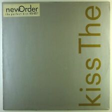 """12"""" Maxi - New Order - The Perfect Kiss - L5362h - washed & cleaned"""