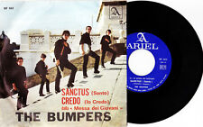 THE BUMPERS ● Raro 45 Giri ● SANCTUS / CREDO ● Messa BEAT ITALY 1967 ARIEL 7""