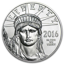 2016 1 oz Platinum American Eagle BU