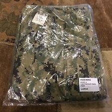 K-L MFG. Lightweight Gore-Tex Rain Pants AOR2 SEAL DEVGRU Size Large NIP