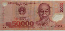 Vietnam 50000 Dong GT 05700364
