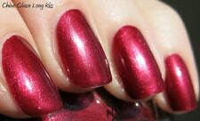 CHINA GLAZE Nail Lacquer -  Pearly Effect (Long Kiss) NEU&OVP