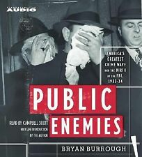 Public Enemies : America's Greatest Crime Wave and the Birth of the FBI,...