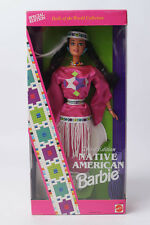 Mattel Barbie Puppe Doll Native American Third Dolls of the world NEU OVP NIB