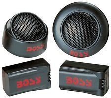 Boss Audio TW15B *TW15* 250W Micro-Dome Tweeter w/X-Over