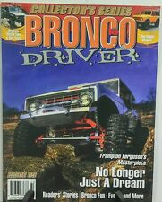 Bronco Driver Issue 69 Collectors Series The Sugar Wagon FREE SHIPPING