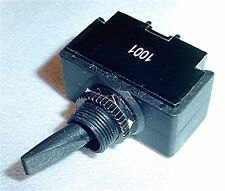 SeaChoice Two Position Toggle Switch OFF & Mom ON 12011