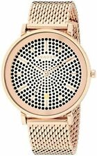 Skagen Authentic Watch SKW2447 Rose Gold Solar Hald Stainless Steel Mesh Women's