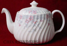 MINTON china GARDEN PINKS S575 pttrn TEAPOT with LID