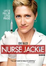 Nurse Jackie: Season One [3 Discs] (2010, REGION 1 DVD New) WS