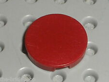 RARE Lego STAR WARS DkRed Tile Round 2x2 ref 4150 / Set 6205 V-wing Fighter