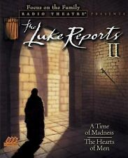 The Luke Reports II: A Time of Madness/The Hearts of Men (Radio Theatre), , Good