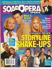 Soap Opera Update October 29, 1996 'STORYLINE SHAKE-UPS'